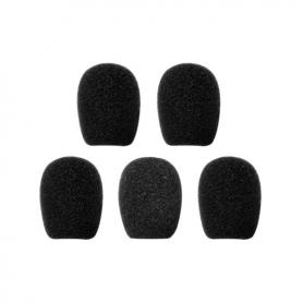 Espuma de protección para micrófonos (5 unidades)