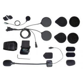 Kit de abrazadera para casco Sena SMH-5