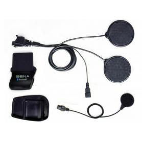Kit de sujeción para casco - Micrófono con cable de Sena