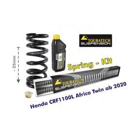 Set de suspensión +25mm para Honda CRF1100L con muelles de intercambio