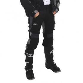 Conjunto de Pantalones Compañero Worldwide, pantalón hombres, talla standard, negro