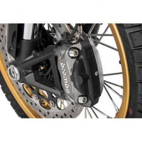 Cubierta de la pinza portapastillas, negro para Ducati Scrambler a partir de 2015