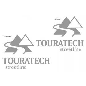 Juego de adhesivos Streetline para BMW K1200GT / K1300GT y BMW K1200s / K1300S