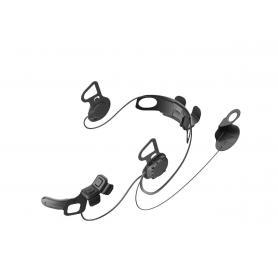 Sistema de comunicación Bluetooth Sena 10U para motocicleta con control remoto en el manillar para Shoei Neotec