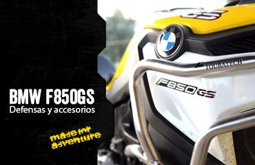 Accesorios BMW F850 GS