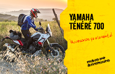 Accesorios Yamaha Tenere 700